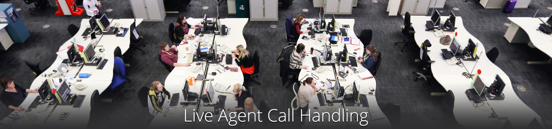 Live Agent Call Handling